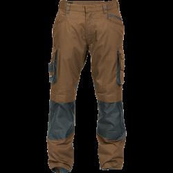 Kelnės Nova Dassy ruda/pilka 3.64068