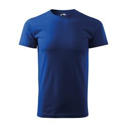 Marškinėliai mėlyni (royal blue) vyriški 12905 160g 3.400973