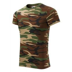 Marškinėliai rudi kamufliažiniai 14433 3.40018