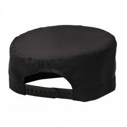 Kepurė virėjo juoda S899 2.42314