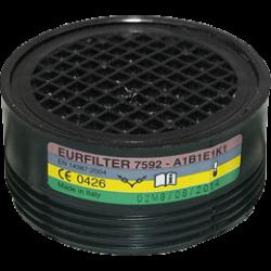 Filtras A1B1E1K1 (puskaukei Euromask New) 1vnt. 3.620025