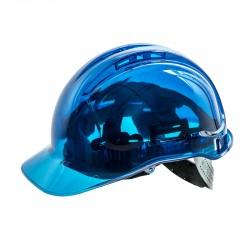 Šalmas PV50 skaidrus mėlynas 3.4240